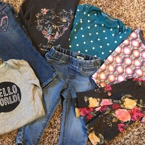 Other - 12 month bundle (includes Levi's jeans)